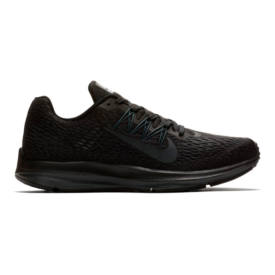 d3a371cad3c Nike Air Zoom Winflo 5 black shoes