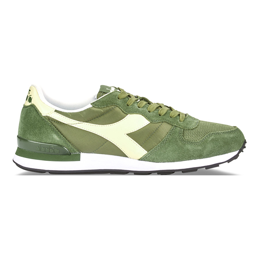e7575094 Sports Shoe Diadora Camaro Olive-Green White | deporvillage