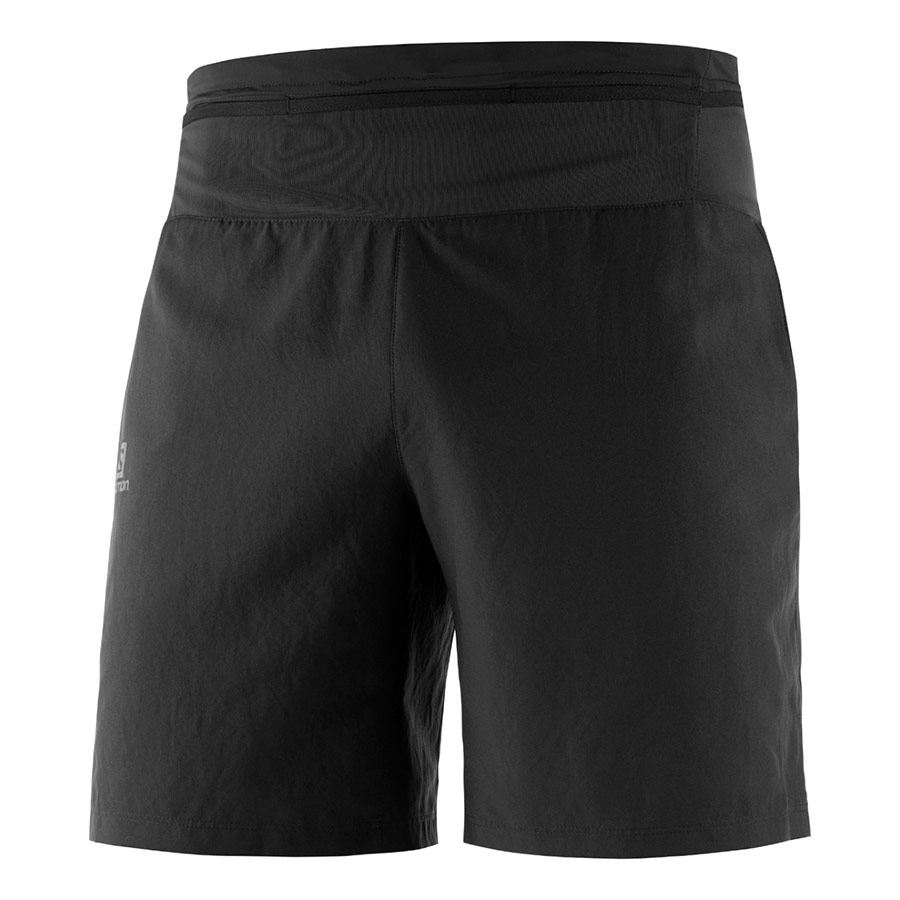 b68b784da1 Salomon XA Training Shorts Black | deporvillage